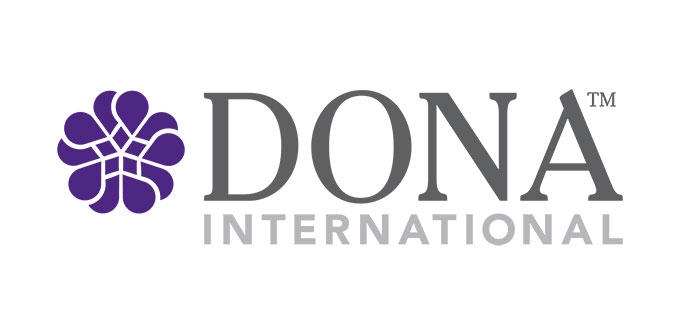 DONA International Logo